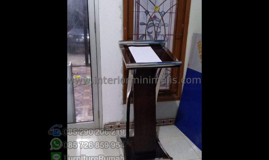 Best Seller Mimbar Masjid Dan Harganya MM 889