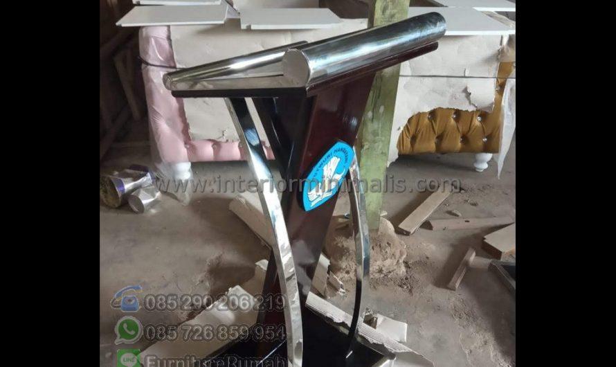 Furniture Jepara Gambar Podium Masjid Minimalis MM 845
