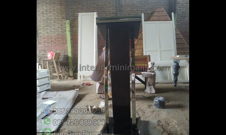 Furniture Minimalis Pembuat Mimbar Masjid MM 651