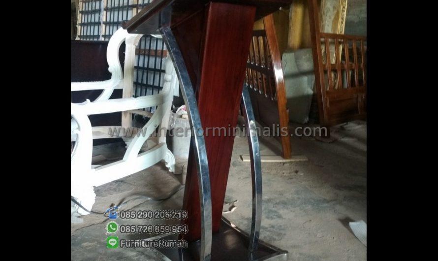 Furniture Modern Mimbar Masjid Demak MM 539