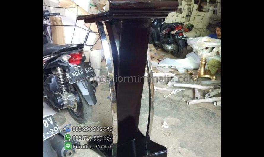 Furniture Stock Bentuk Mimbar Masjid MM 566