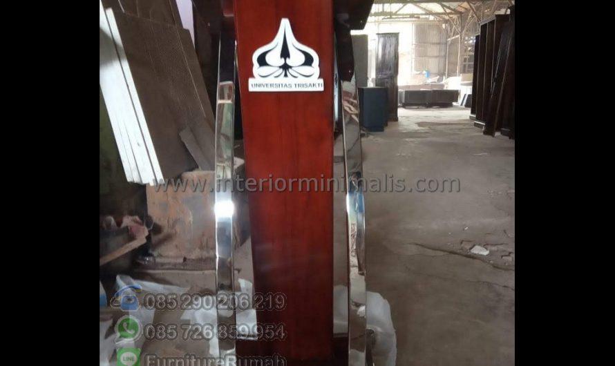 Furniture Terlaris Harga Mimbar Masjid Murah MM 924