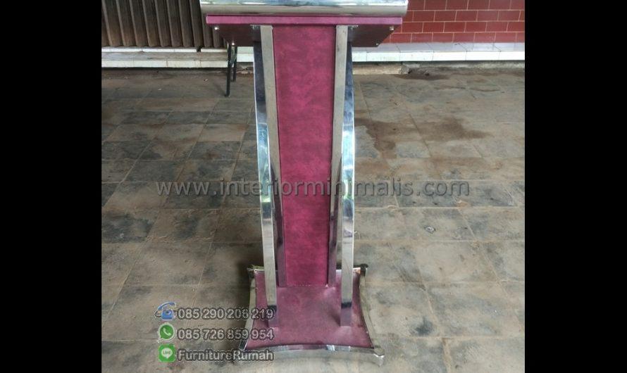 Furniture Terlaris Podium Minimalis Jepara MM 516