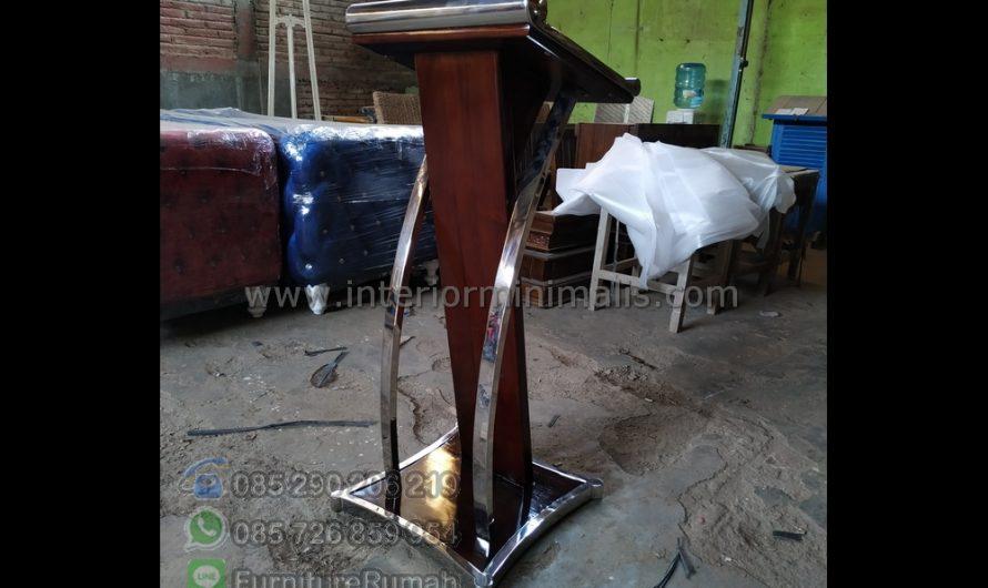 Mebel Jepara Podium Minimalis Surabaya MM 702