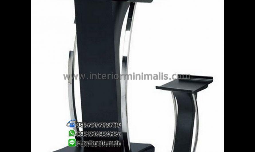 Produk Terlaris Harga Mimbar Stainless MM 423
