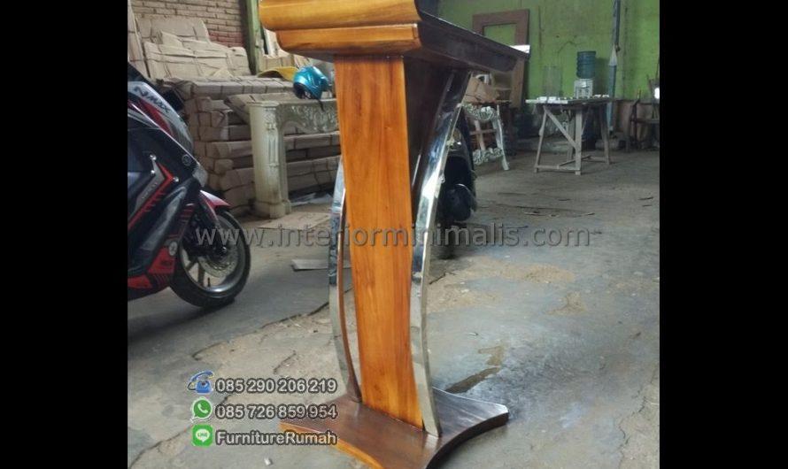 Produk Unggulan Gambar Mimbar Masjid Terbaru MM 598