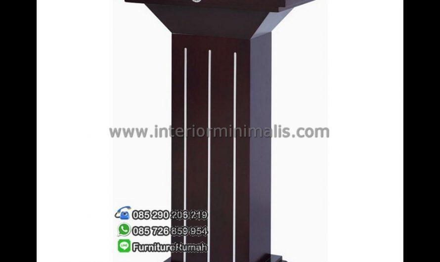 Produk Unggulan Harga Podium Stainless Steel MM 430