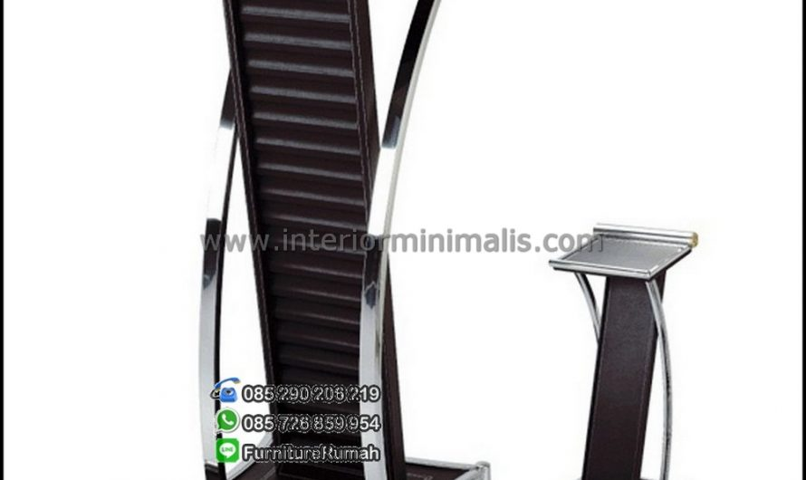 Promo Kami Podium Minimalis Stainless MM 429