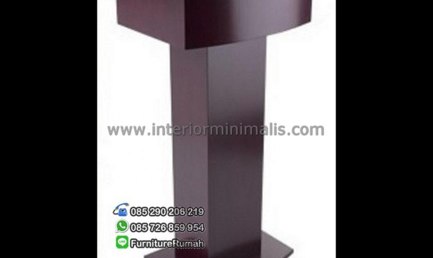 Promo Stock Mimbar Dari Jati MM 448