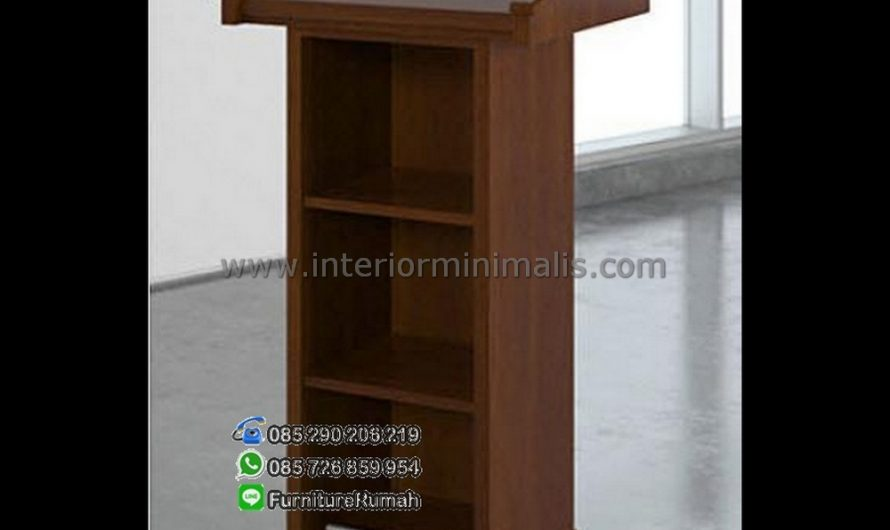 Ready Order Jual Mimbar Jati MM 449
