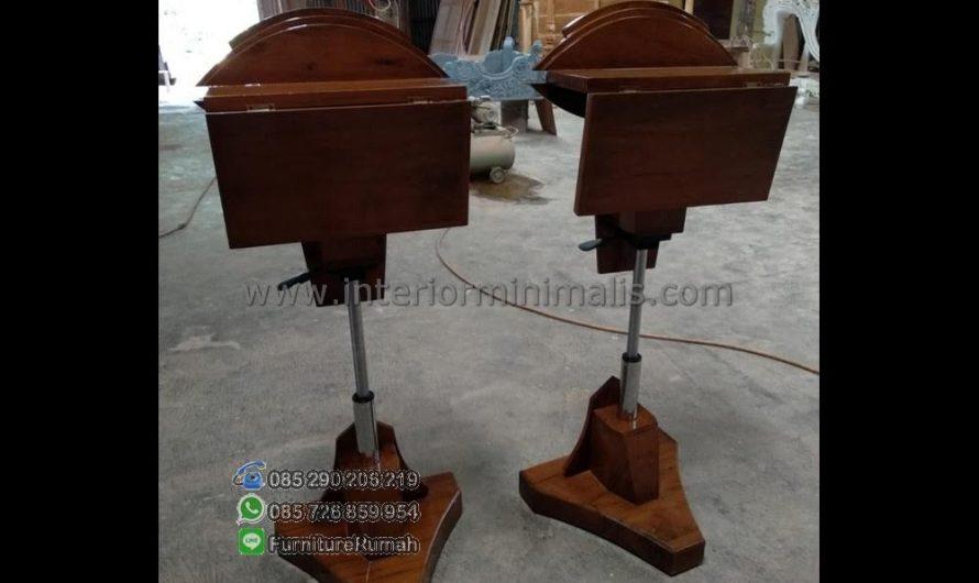 Ready Stock Hiasan Mimbar Masjid MM 613