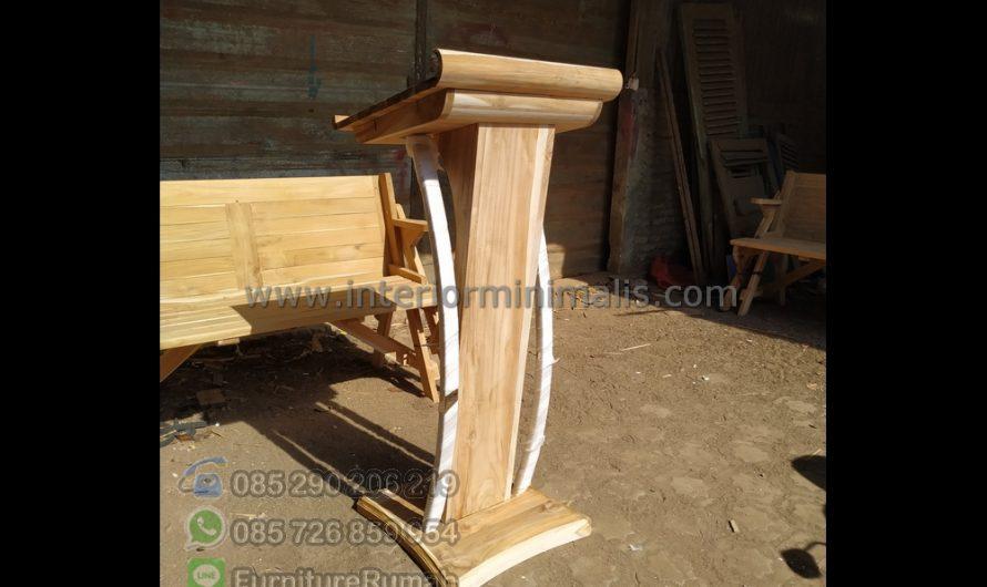Special Produk Gambar Podium Masjid Minimalis MM 719