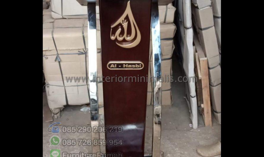 Special Produk Jual Podium Minimalis MM 839