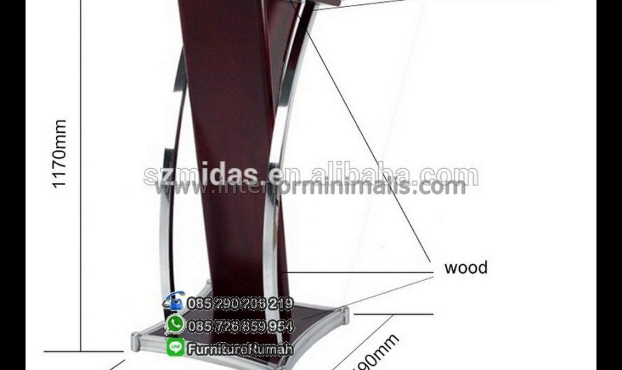 Special Produk Jual Podium Stainless Surabaya MM 431