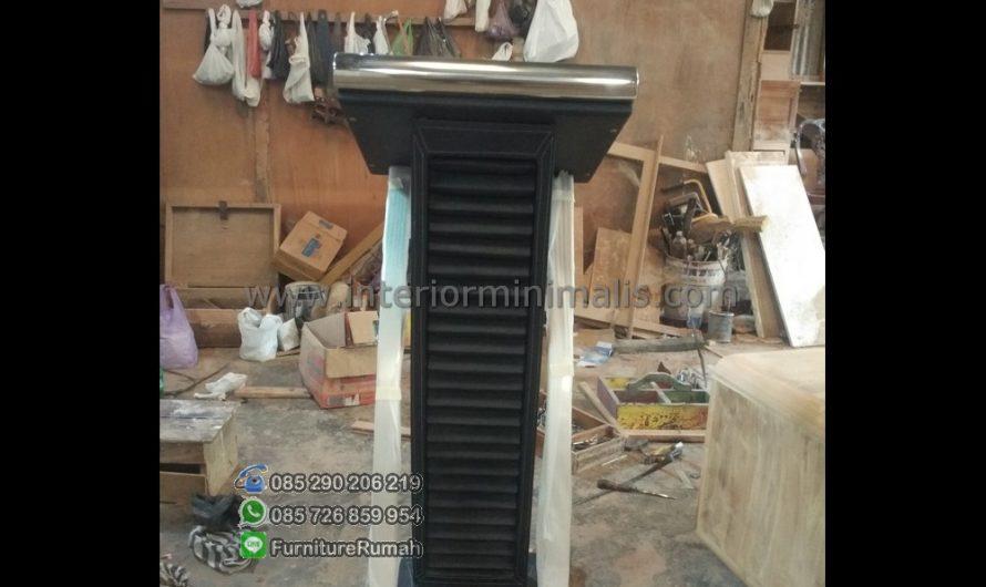 Special Produk Mimbar Masjid Acrylic MM 546