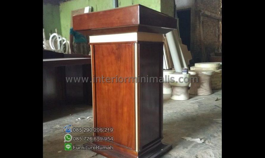 Special Produk Mimbar Masjid Cordoba MM 570