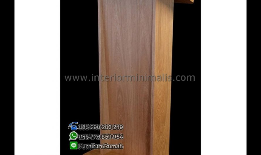 Special Produk Podium Stainless Steel MM 426