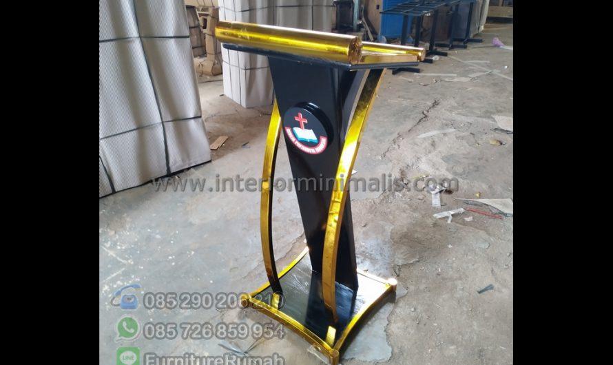 Special Promo Model Podium Minimalis MM 836